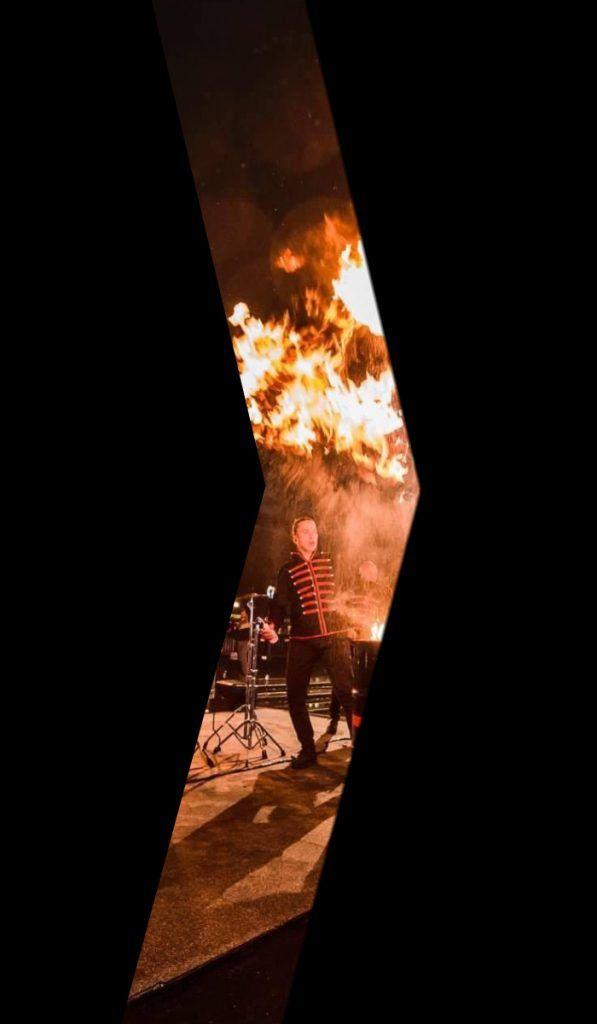 Vlammen effect RentFX