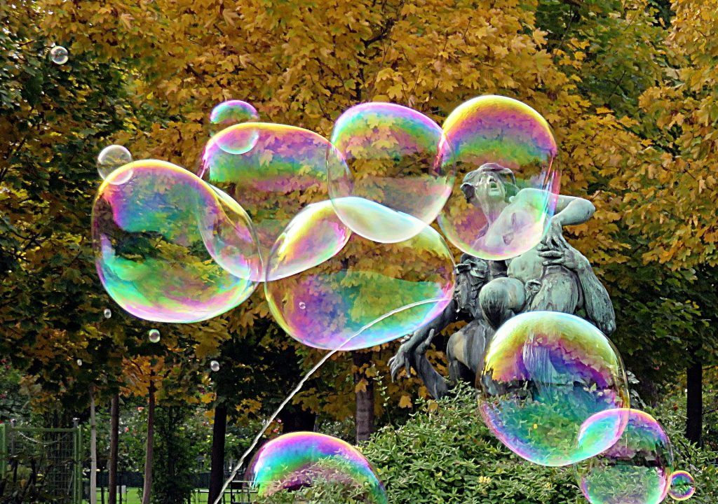 Grote bubbels FX