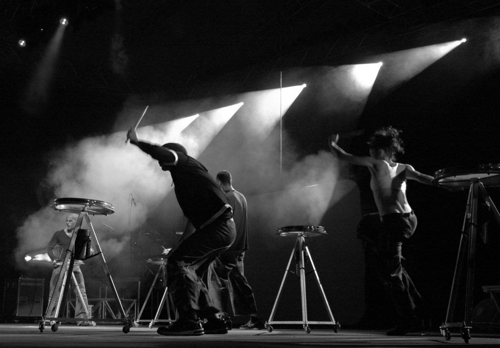 Rook effect op het podium