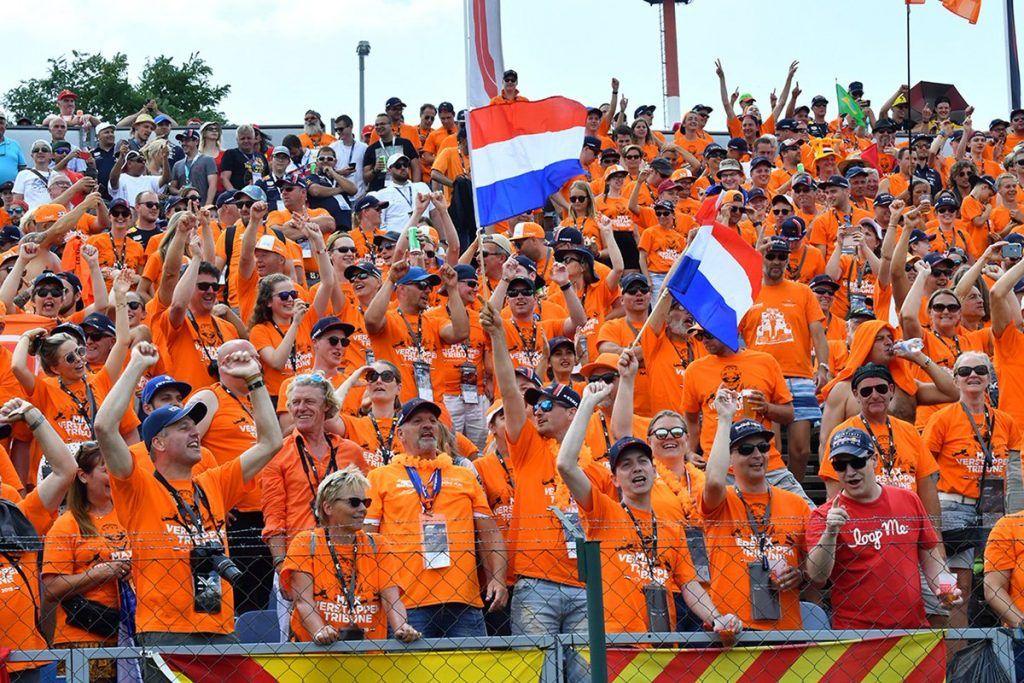 Voetbalwedstrijd nederland