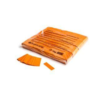 CON01OR – Confetti oranje papier 1kg