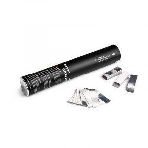 HC01WSM – Confetti wit/zilver metallic 28cm HH